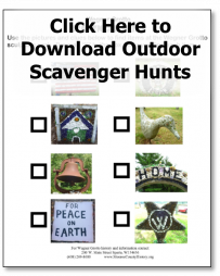 click here for Scavenger Hunt