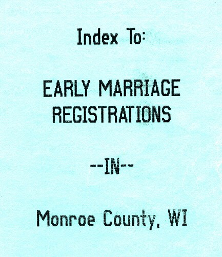 County register dating