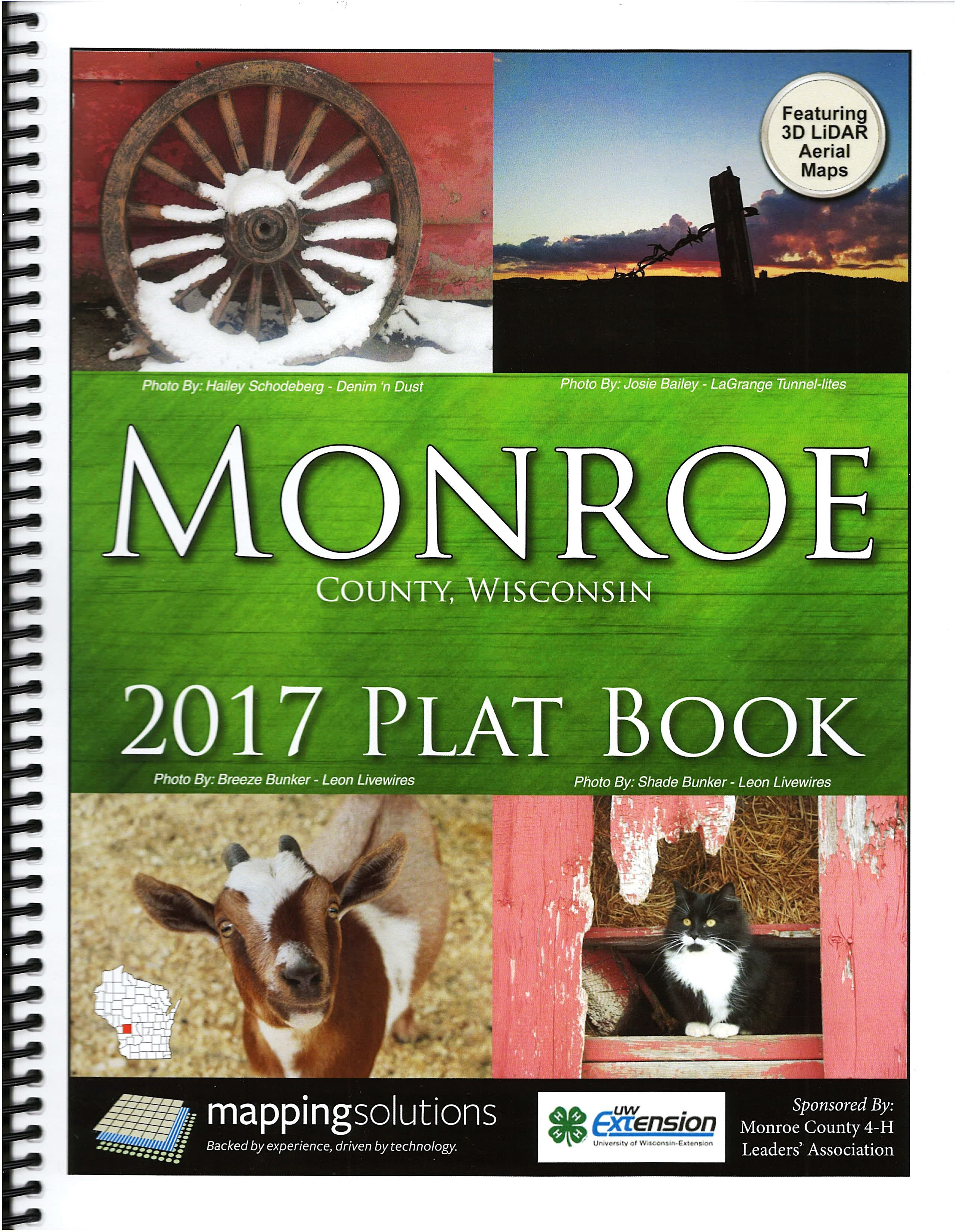 Purchase Monroe County history books, DVDs, the www.SaveYourStones ...