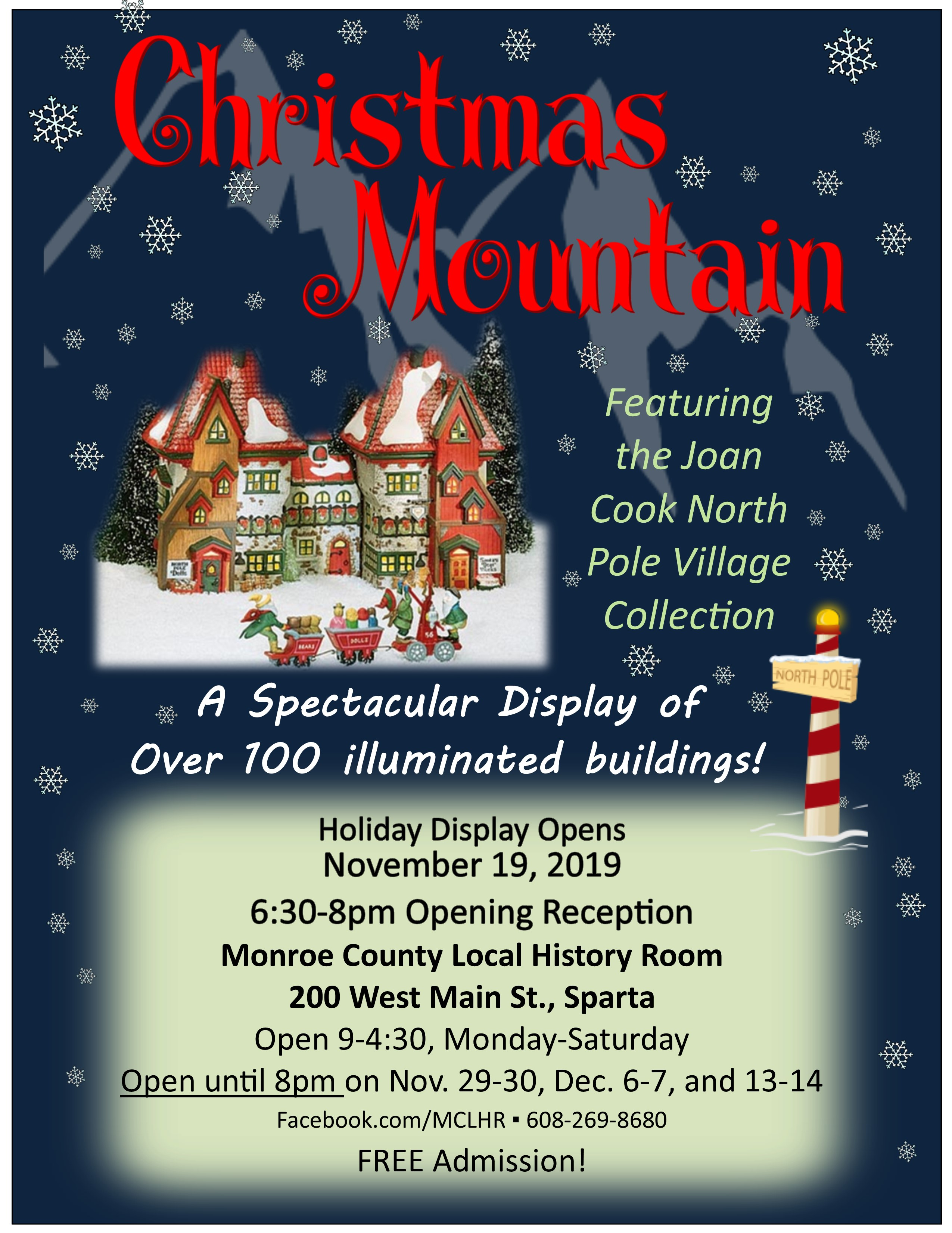 Who Won The Prizes At The 2019 Christmas In Waterford Wi November 18, 2020 Monroe County Local History Museum: The best website to research